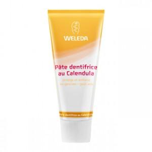 Weleda Pâte Dentifrice au Calendula 75 ml Protège et renforce les gencives Goût anis 3596207496878