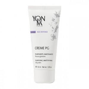 Yonka Age Defense - Creme PG - 50 ml Pour peaux grasses Purifiante, matifiante Aux huiles essentielles