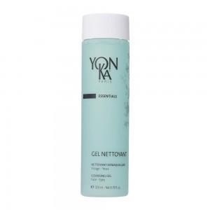 Yonka Essentials - Gel Nettoyant - 200 ml Nettoyant démaquillant Visage et yeux A l'iris