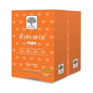 Zuccarin Max 120 Comprimés - Lot de 2 Boites