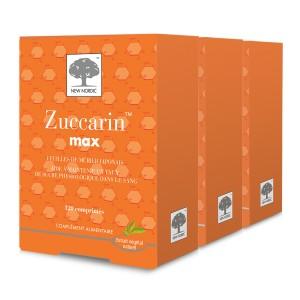 Zuccarin Max 120 Comprimés - Lot de 3 Boites