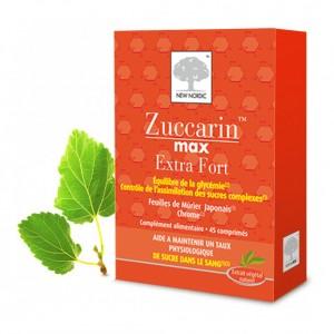 Zuccarin Max Extra Fort 45 Comprimés