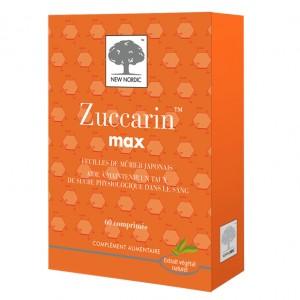 New Nordic Zuccarin Max 60 Comprimés Contrôler les taux de glucose dans le sang est une approche scientifiquement reconnue pour perdre du poids