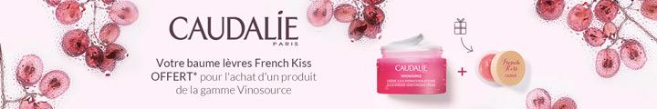 Hyperpara Caudalie Offre Vinosource French Kiss