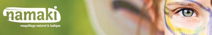 Namaki Maquillage pour enfant chez hyperpara à petits prix !