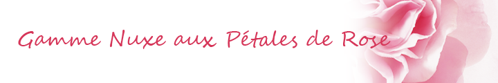 Pétales de Rose NUXE hyperpara parapharmacie