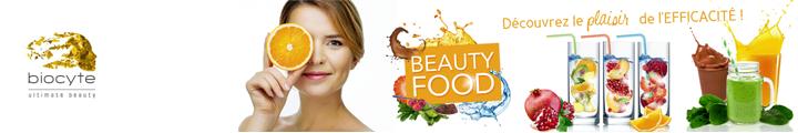 Biocyte nouveautées Beauty food hyperpara