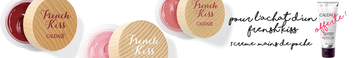 Frensh Kiss Caudalie hyperpara offre